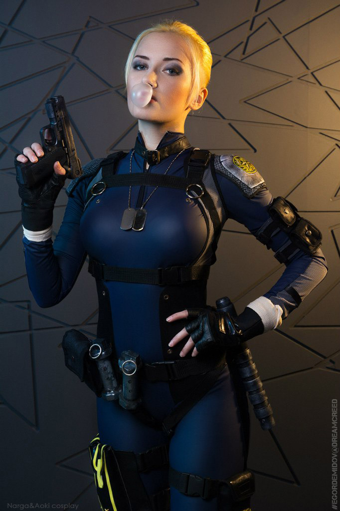 Details about  /Mortal Kombat Cassie Cage Cosplay costume custom made 、、