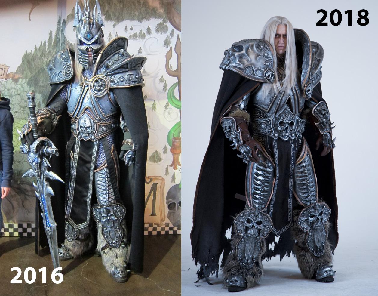 Re Making Of Arthas Menethil Narga Aoki Cosplay